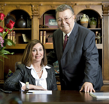 Superior Senior Care Founders Rita Hurst and Joe Pascual