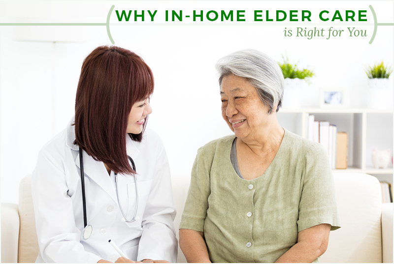 Why In-Home Elder Care is Right for You: Benefits and More ...